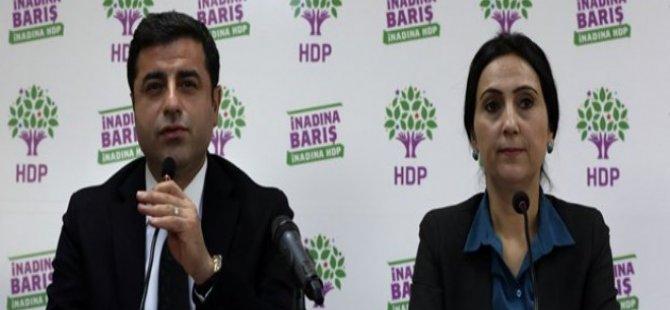 Bi operasîyona şevê; Hevserok û 9 mebûsên HDPê hatin desteserkirin!