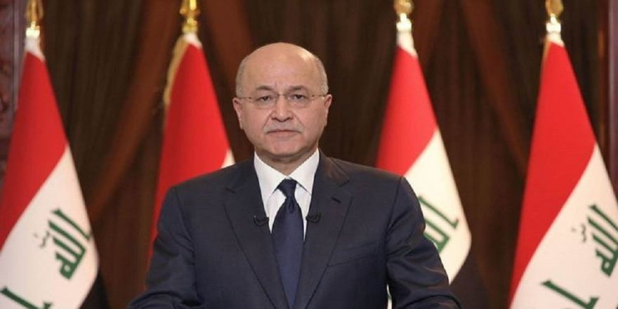 Berhem Salih destjikarberdana xwe pêşkêşî parlamentoya Iraqê kir