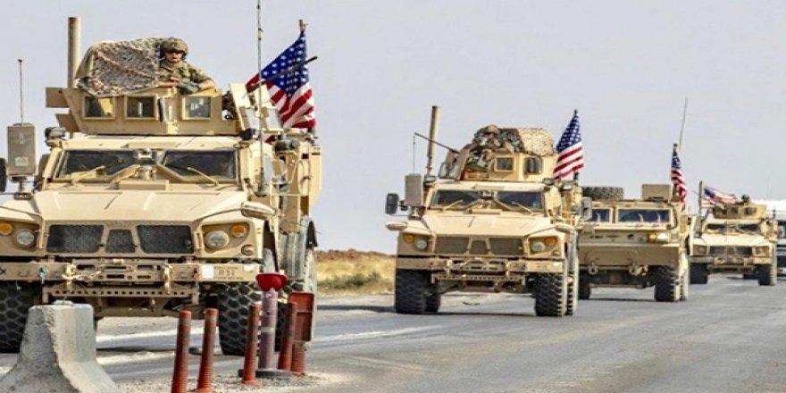 Karwaneke mezin a leşkerî ya Amerîkayê gihîşt Rojavayê Kurdistanê