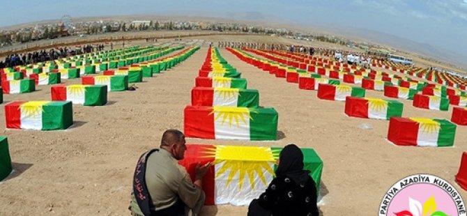 """PAK: """"Enfal ne bes jenosîda li dijî gelê Kurdistanê bû, ew jenosîdeke li dijî mirovatîyê jî bû"""""""
