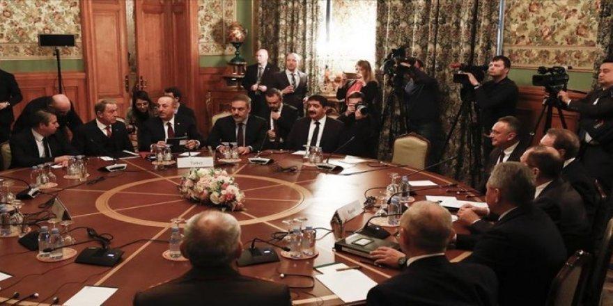 Li Moskovayê zîrveya Libyayê dest pê kir