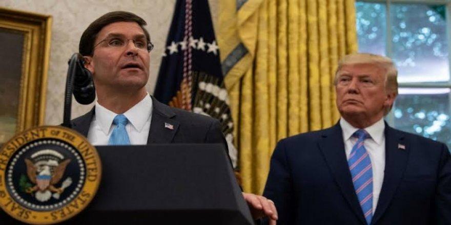 Mark Esper: Trump dikare biryara êrîşa serbazî bo ser Îranê bide