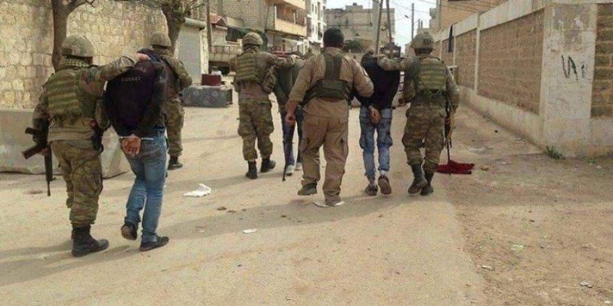 Çekdaran 2 kes ji Efrînê revandin