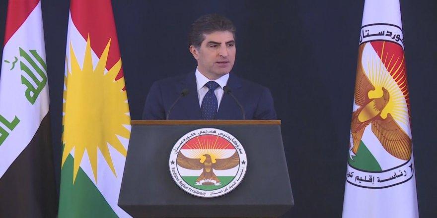 Nêçîrvan Barzanî: Mi semey Kurdanê Rojava Lavrovî ra ardim waşt