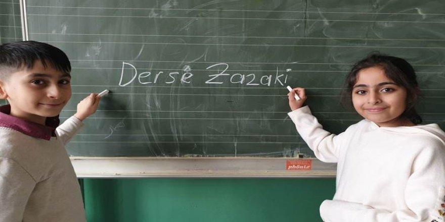 Li Çewlîgê kursên Zazakî dest pê dikin