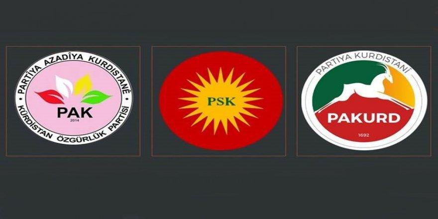 3 partiyê Kurdî: Yewîya Netewî bi partîyanê Kurdistanî bena