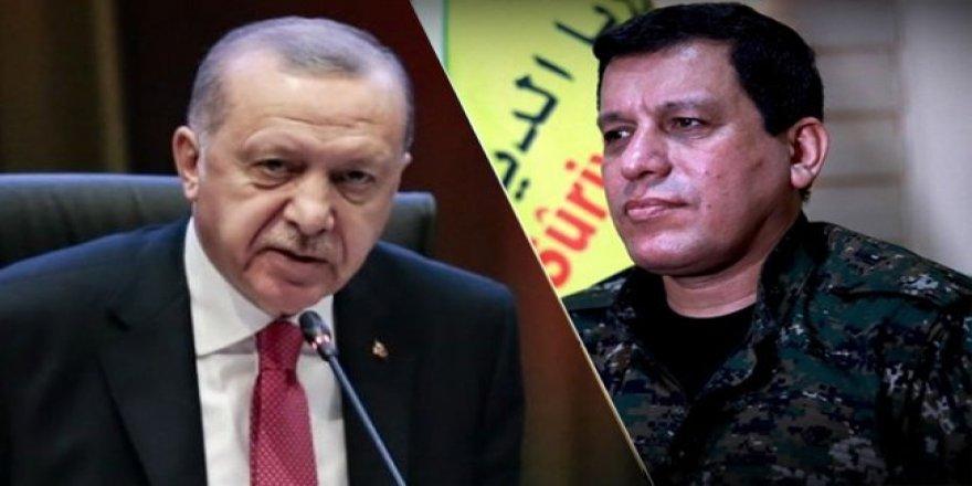 Erdogan: Trump û Putin ji min xwestin, ku bi Mezlûm Ebdî re bicivim