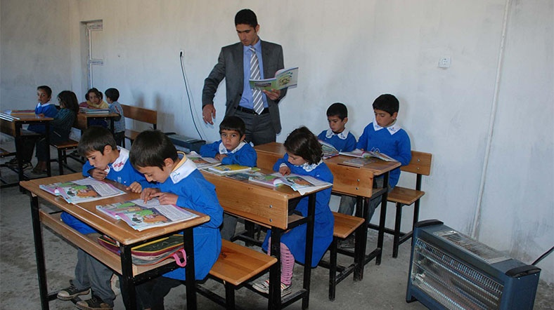 Li Amedê 2 hezar 253 mamoste vedigerin karên xwe