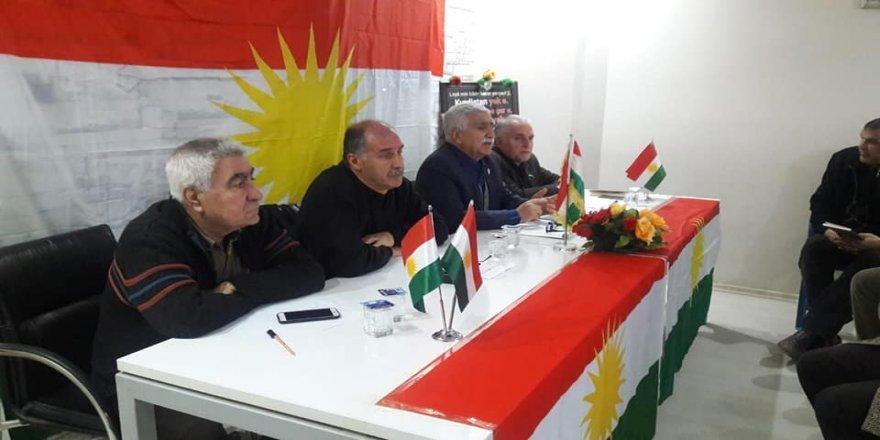 PAK û PSK Qoser de seba Komara Kurdistanî ya Muhabatî semînerêk tertip kerd