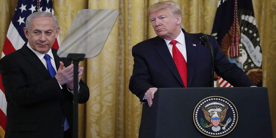 Trump 'peymana sedsale' eşkere kir: 2 dewlet dê hebin