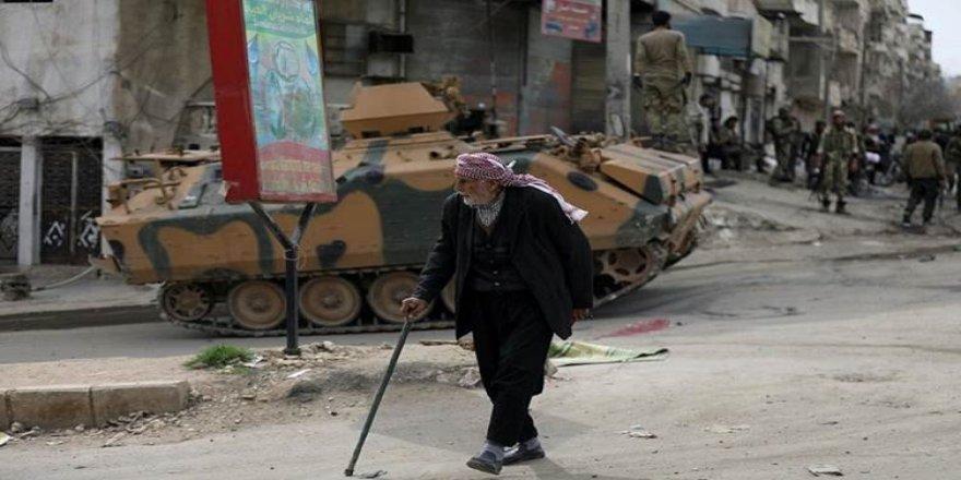 Li Efrînê di heyama mehekê de 44 kes hatine girtin