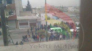 Li Amûdê alîgirên PYD ala Kurdistanê şewitandin