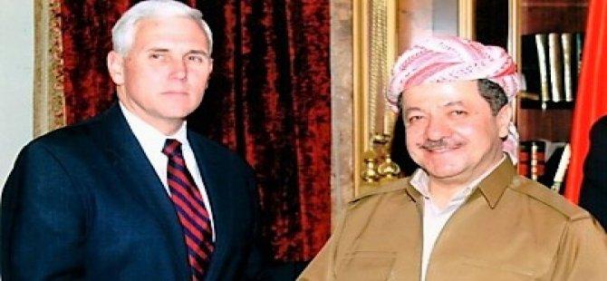 """""""Amerîka di piştevaniya Kurdistanê de berdewam e"""""""