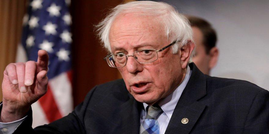 Sanders: Tirkîye ne hevpeymana Amerîkayê ye
