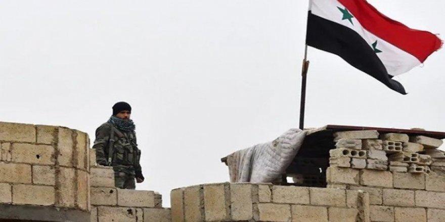 Artêşa Sûrîyê navçeyeke din jî kontrol kir