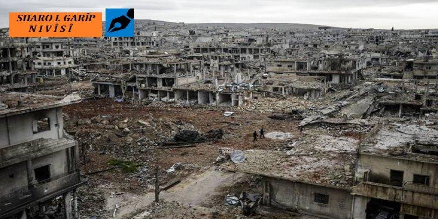 Sendroma Kurdistanê: Melankolîya Kolonyal (1)