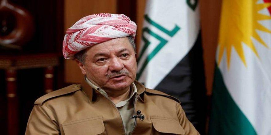 Serok Barzanî: Grûpên çekdar li Rojavayê Kurdistanê komkujîyan li dijî Kurdan encam didin