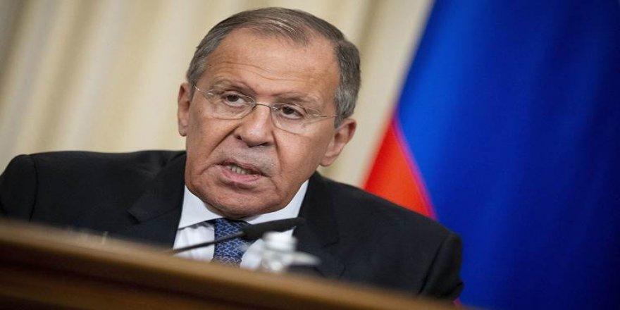 Lavrov: Rûsya vê yekê qebûl nake