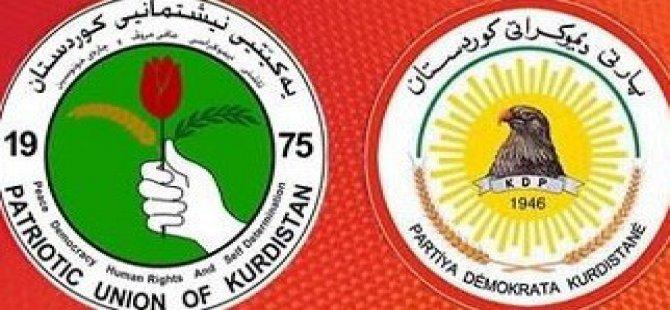 """PDK-YNK: """"Referendum mafê serûştî yê Gelê Kurdistanê ye"""""""