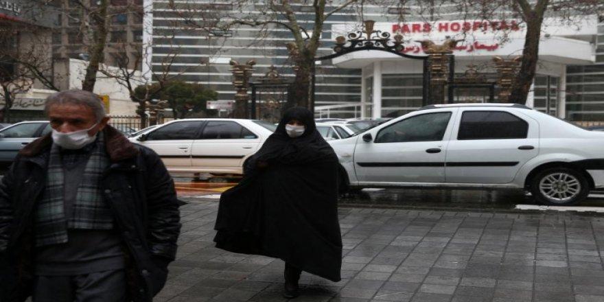 Îran: Hûmara qûrbanîyanê Korona resa 15 kesan
