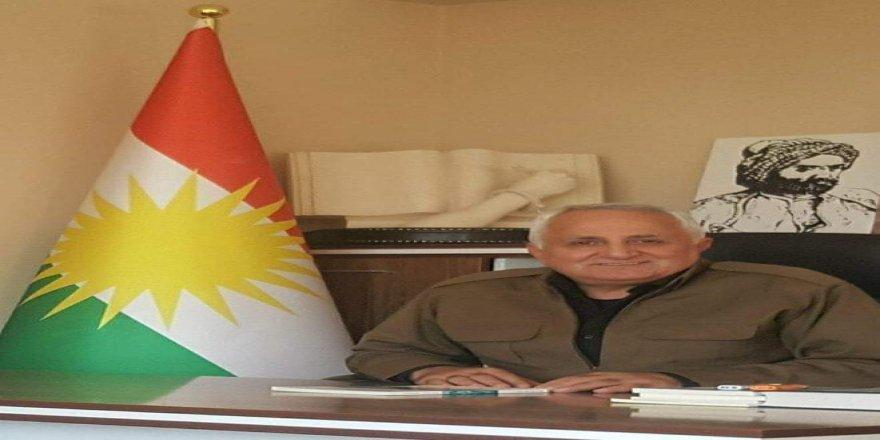 PAK Sersaxî ji malbata welatperwerê Kurd Zeynel Abidin Han re xwest