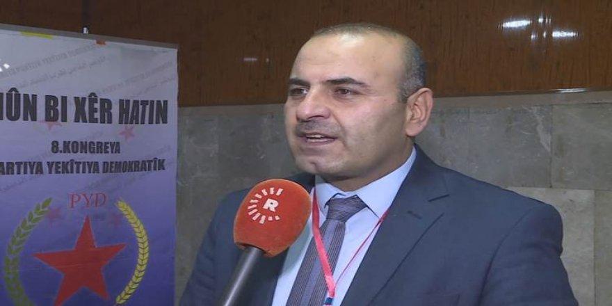 Enwer Muslim: Em dê li ser destpêşxerîya Mazlûm Kobanî berdewam bin