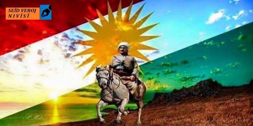 """""""Eloyê Pîr ê Kurdistanê"""": Mistefa Barzanî (1903-1979)"""
