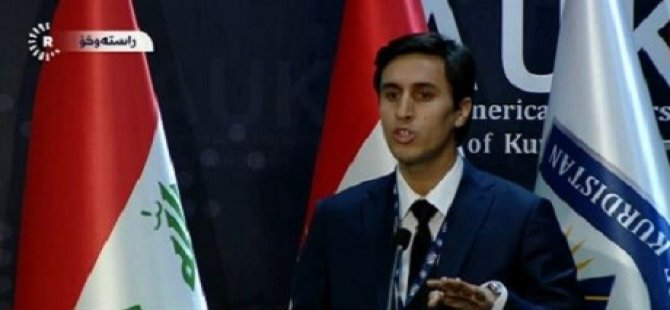 Yuksek: Ew ne li dijî peywendiyên AKPê û Hikûmeta Herêma Kurdistanê ne