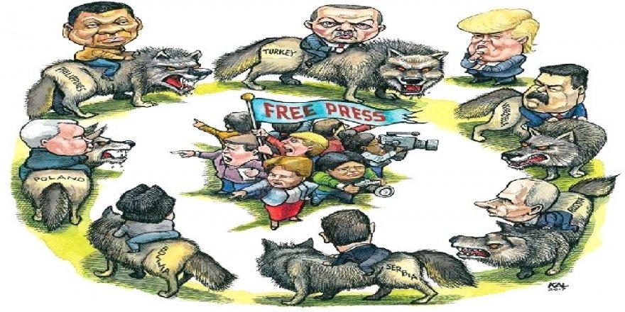 Freedom House: Tirkîye ne azad e