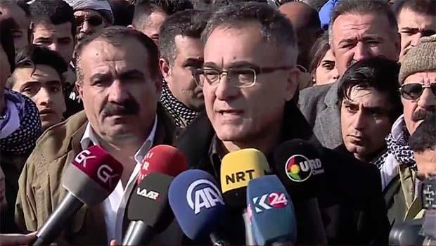"""Sekreterê HDKê Ezîzî: """"Em bersiva terorê bi terorê nadin dijminên xwe"""""""