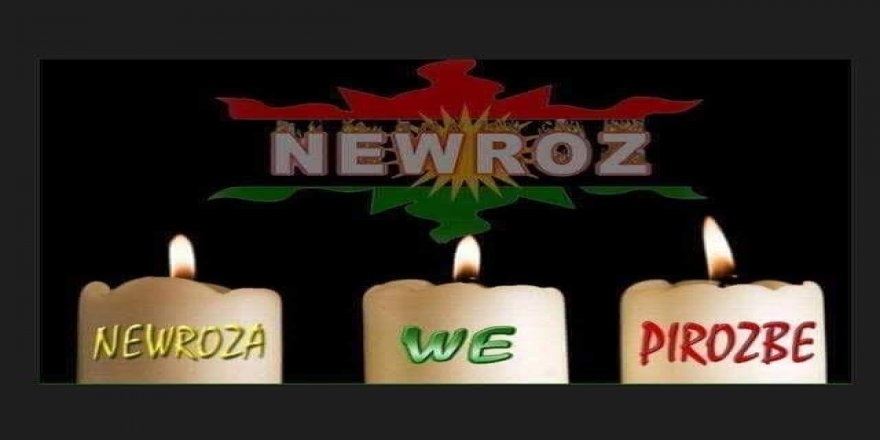 HEVKARÎ: Newroz Pîroz Be!