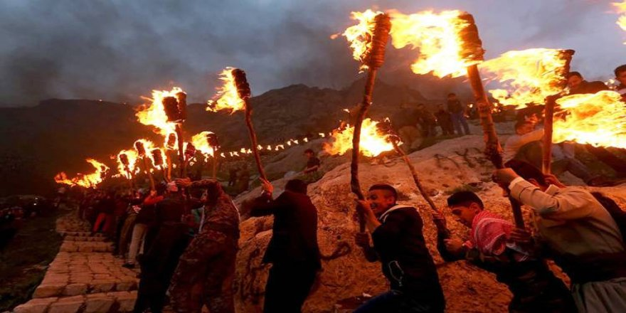 Peyamên balyoz û konsulên li Iraq û Kurdistanê bo Newrozê
