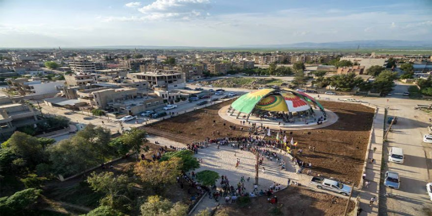 Li Rojavayê Kurdistanê qedexeya derketina derve dest pê kir