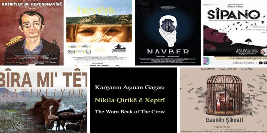 Derhênerên Kurd fîlmên xwe li ser platformên dijital belav dikin