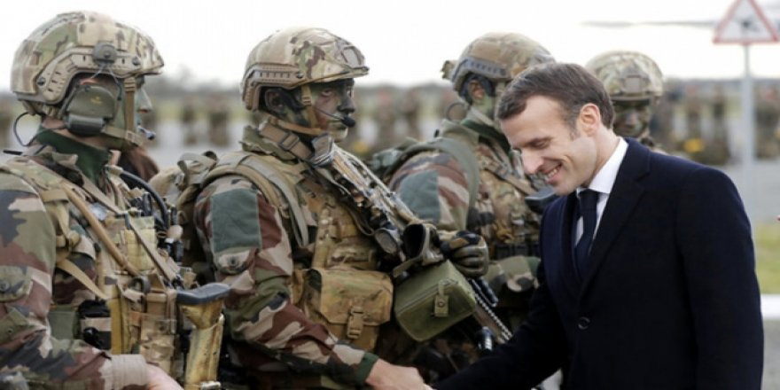 Fransayê hemû hêzên xwe bi temamî ji Iraqê vekêşandin