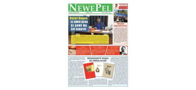 Rojname Newepel vejiya,biwane bide wendiş