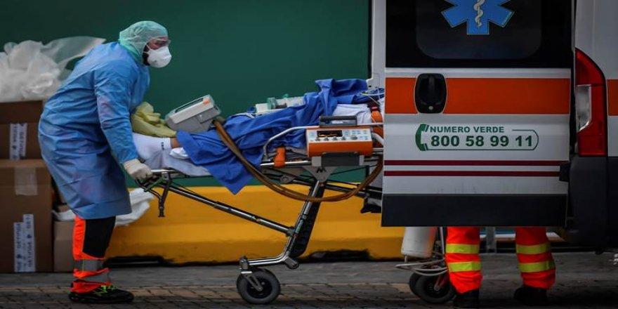 Îtalya: Rojêk de 662 kesê bînî nêweşîya Korona ra merdî