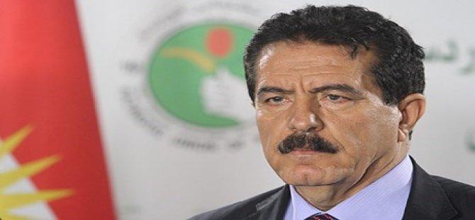 """Resûl: """"Ew êdî serxwebûna Kurdistanê rasteqîn dibîne, ku tê de îtiraf bi hemû mafên kêmîneyan dike."""""""