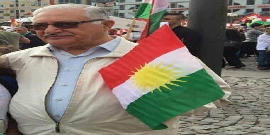 Mustafa Özçelik Sersaxî ji malbata welatperwerê Kurd Keyo Cîgerxwîn re xwest
