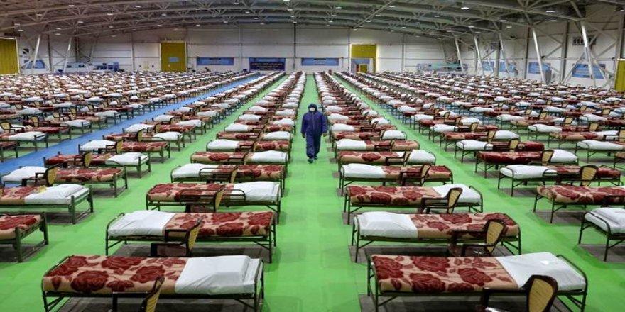 Îran de 117 kesê bînî virusê Korona ra merdî