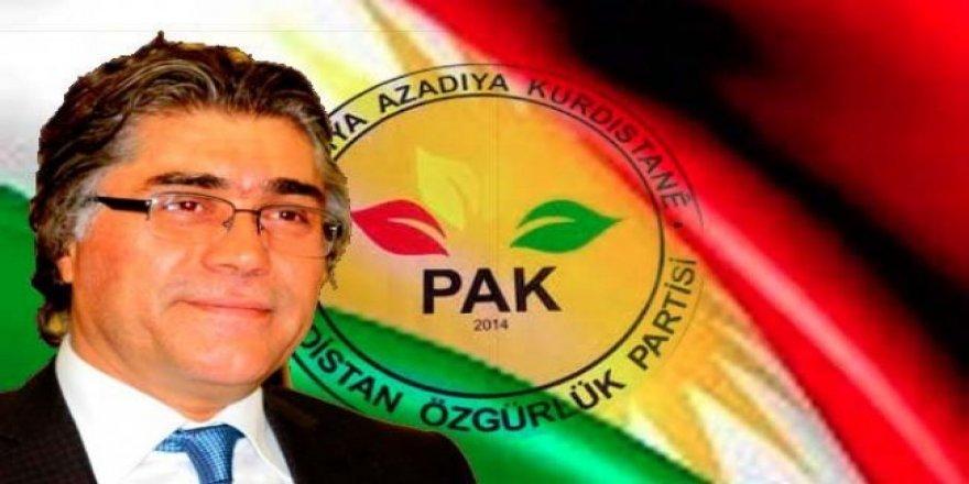 Mustafa Özçelik: Ez PAKij a, Ez PAK a, Ez bi PAKî sereberz a!