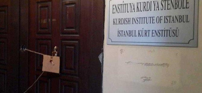 Turkîye: Enstutîya Kurdî ya Stenbolê jî hat mohrkirin