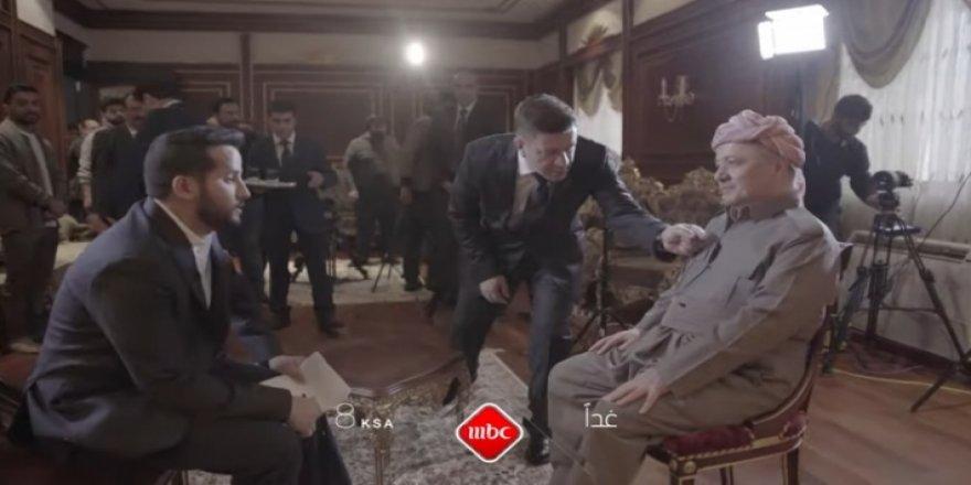Hevpeyvîneke taybet a Serok Barzanî wê di kenala MBC1ê de belav bibe