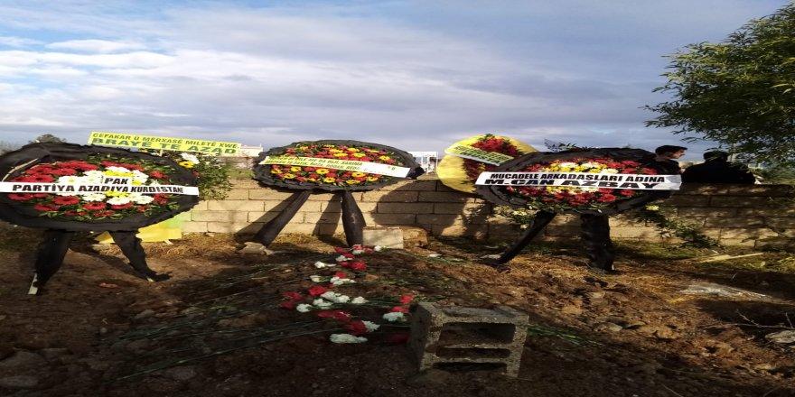 PAK Îro Welatperwerê Kurd Vakkas Çelik Li Gundê Wî Spart Axê