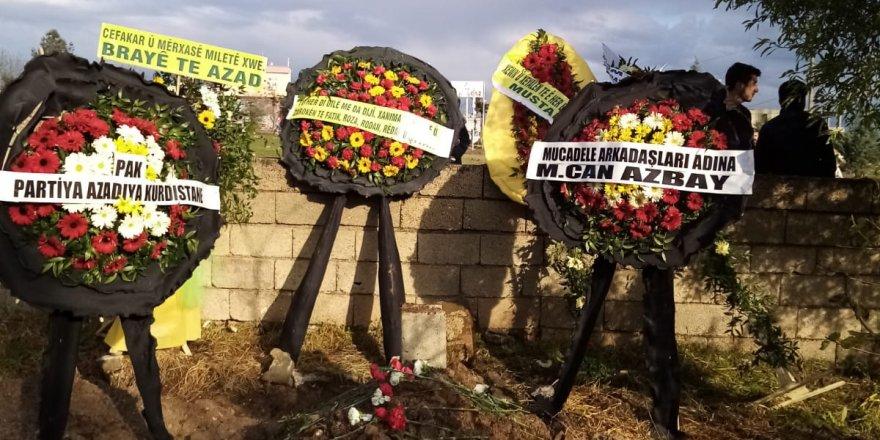 PAK: Me Îro Welatperwerê Kurd Vakkas Çelik Li Gundê Wî Spart Axê