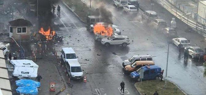Turkîye: Li Izmîrê teqîn: 4 kesan jîyana xwe ji dest da!