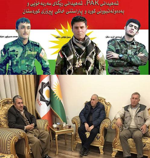 PAKê li Hewlêrê Seredana PAK a Rojhilatê Kurdistanê kir