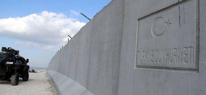 Tirkîye dîwar di navbera sînorên xwe yên bi Ermenîstan û Îranê de jî çêdike