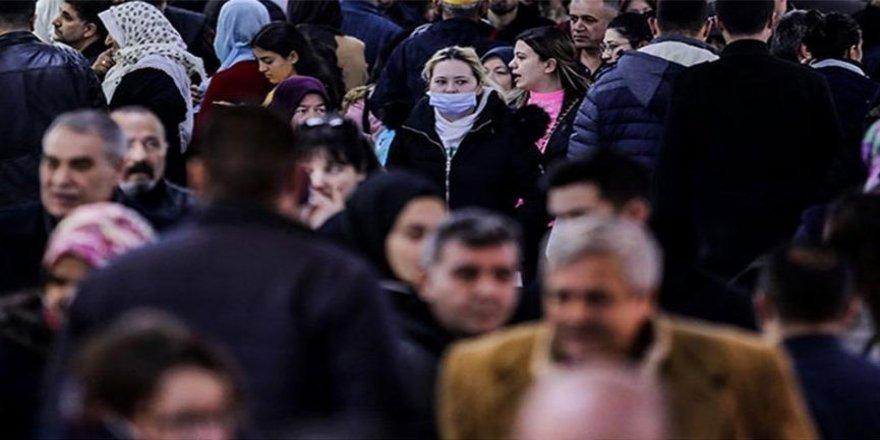 Tirkîya: 117 kesê bînî Korona ra merdî