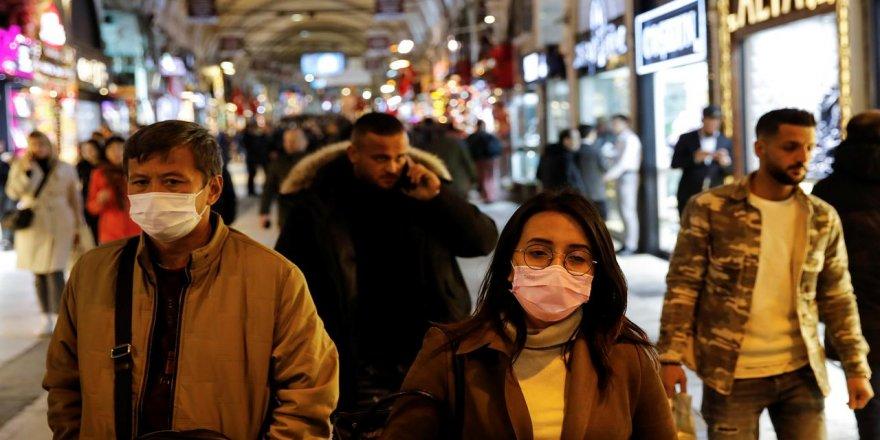 Tirkîya: 61 kesê bînî Korona ra merdî